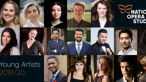 Announcing the 2019/20 Young Artists of the National Opera Studio