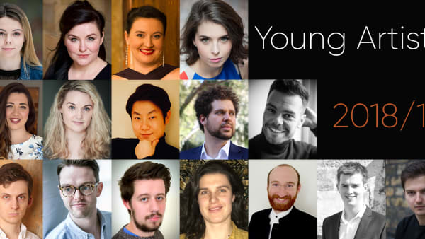 Announcing the 2018/19 National Opera Studio Young Artists